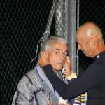 """Marc e Piero Pieri che """"festeggia il compleanno"""""""