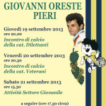 Memorial Giovanni Oreste Pieri