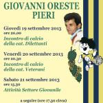 Memorial Giovanni Oreste Pieri